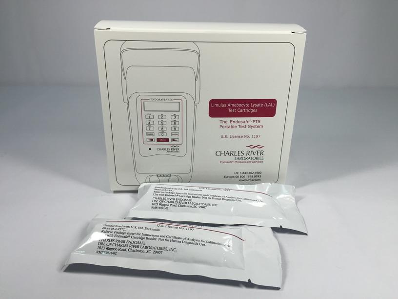 Endosafe®LAL卡片(FDA认证)